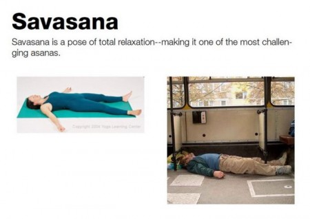Yoga in Real Life: 10