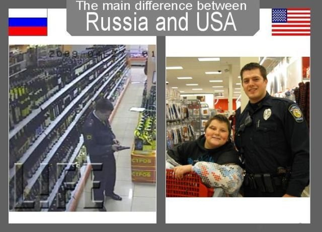 Dating in russia vs usa