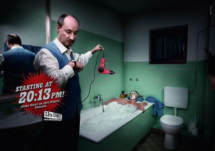 70 Creative But Disturbing Ads