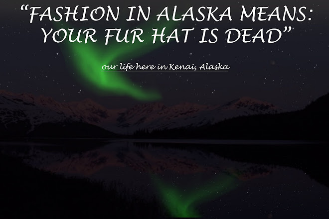 Fashion in Alaska Means Your Fur Hat is Dead!