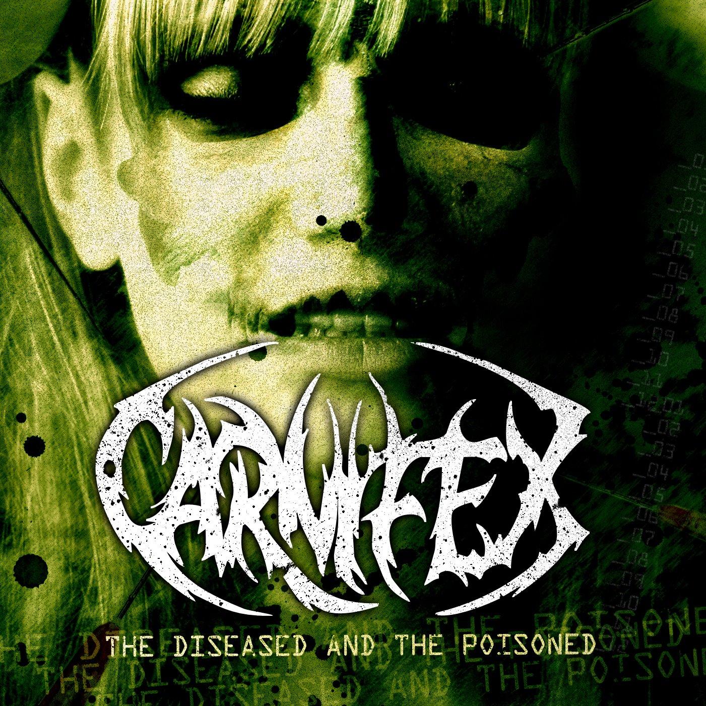 discografia de carnifex until i feel nothing