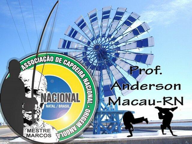 Capoeira de Macau - RN