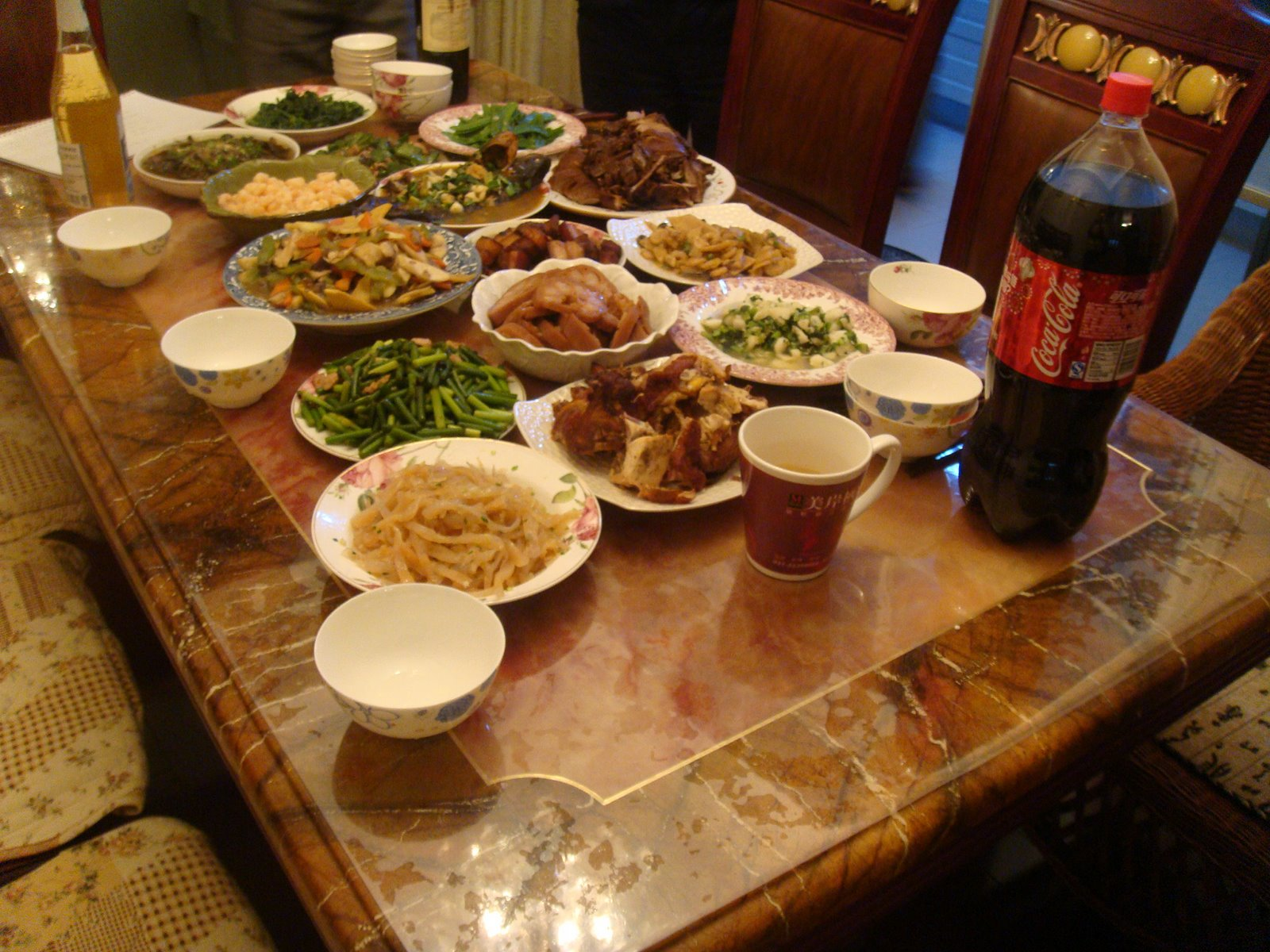 my first video post: chinese new year dinner~~~~ | Balance ...