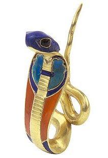 joalheria egípcia Acessório de Senusert