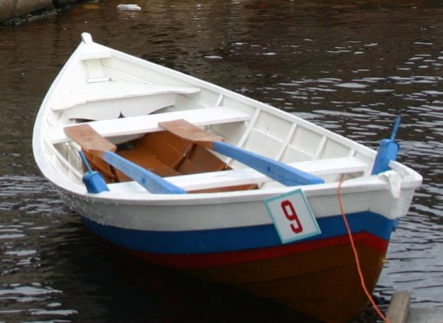 купить самодельную лодку