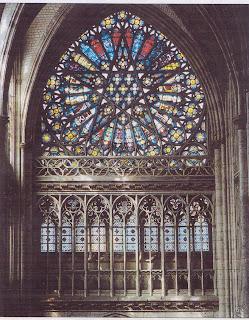 Arquitectura roseton medieval for Arquitectura medieval