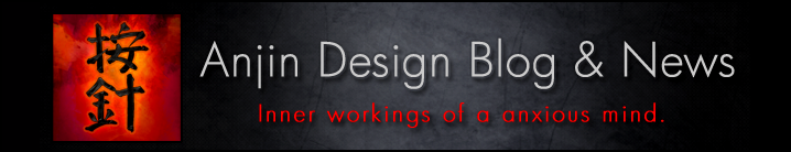Anjin Design Blog & News