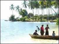 UN PARADIS LANGUIT