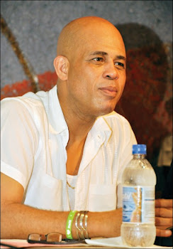"MONSIEUR MICHEL MARTELLY,""SWEET MICKY"" CANDIDAT"
