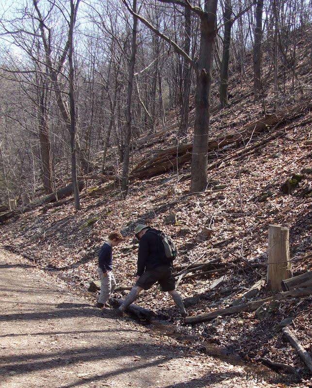 Exploriment: Easter Sunday Radial Trail Hike