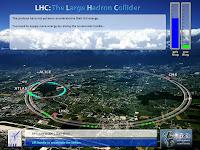 LHC sim LHC entra en funcionamiento: es el fin del mundo?