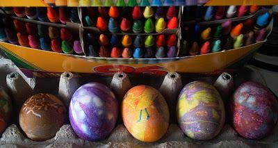 crayons&eggs