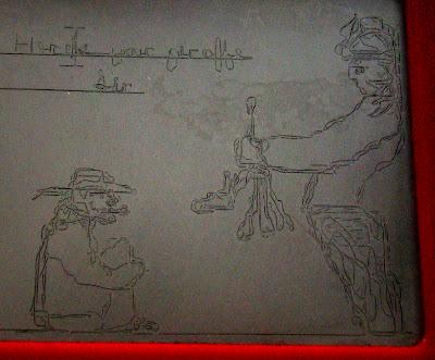Kenyon etchsketch