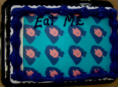 SAIC digital input-output Cake Party images