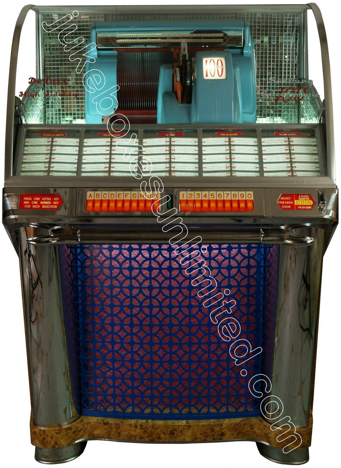 Jukeboxes Unlimited ®