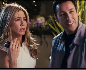 Movie Trailer: Jennifer Aniston & Adam Sandler's New