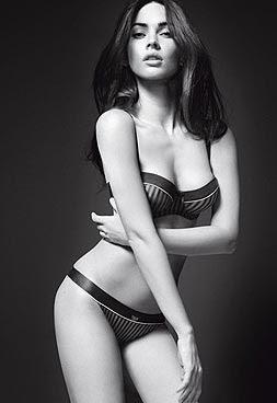 365d9a435 Cristiano Ronaldo e Megan Fox são modelos da peças íntimas da Armani ...