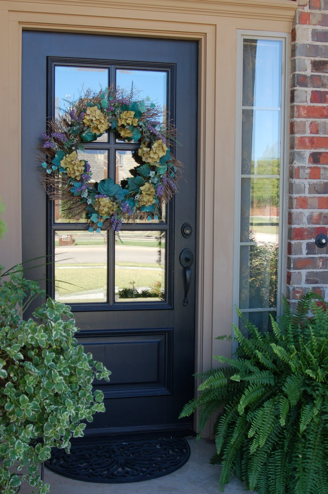 Window well decoration ideas   pretty spring front porch decorating ideas  front porches porch