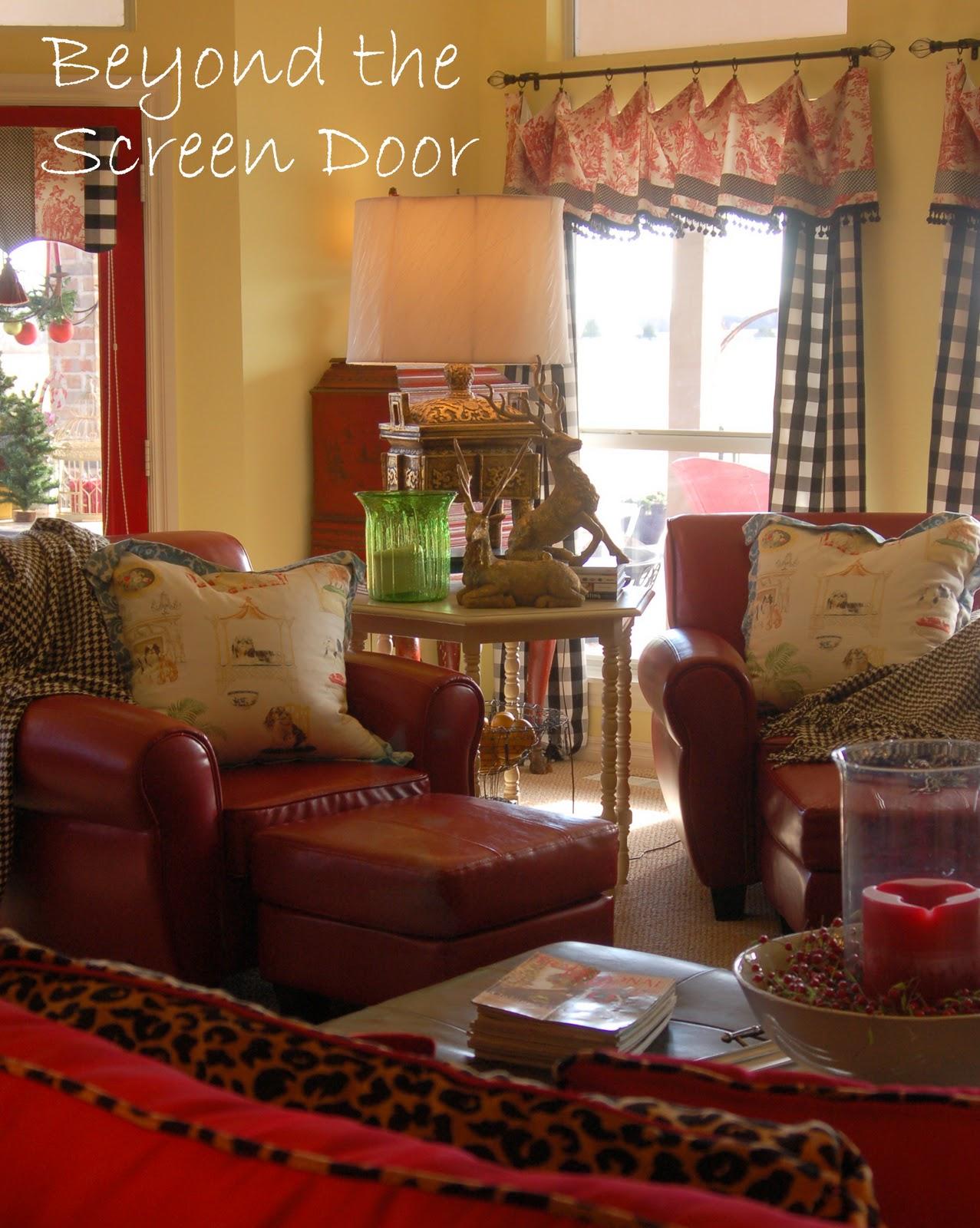 Christmas Home Tour Family Room Sonya Hamilton Designs