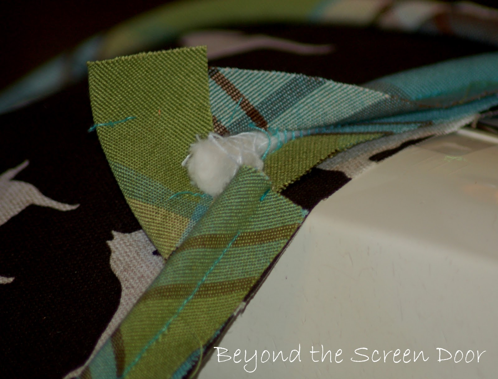 How To Make Self Piping Self Cording For Your Projects