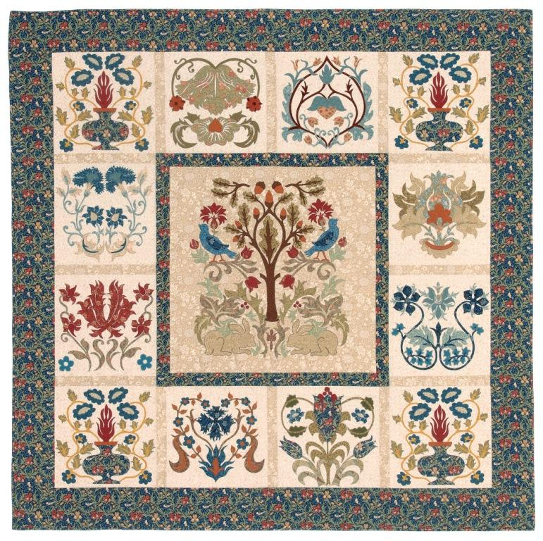 William Morris In Quilting William Morris Fabrics For Quilts