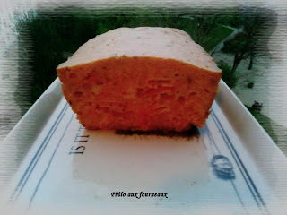 Cake Au Tarama Et Saumon Fum Ef Bf Bd