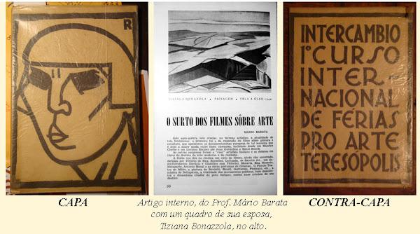 1.º Concurso Internacional de Férias de Teresópolis - 1950