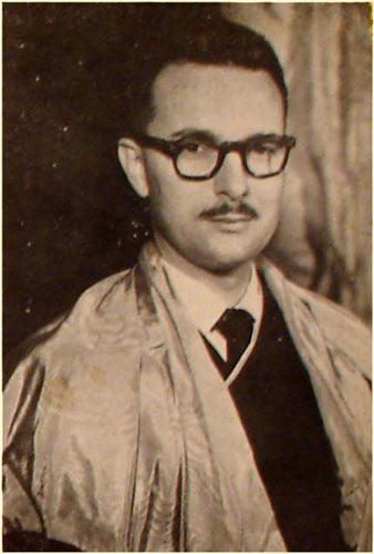 Prof. Mário Barata - Anos 60