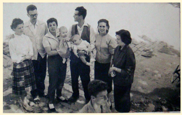 Família Barata - 1957