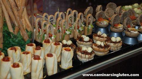 Delicias de pan en Navarra Gourmet 2009