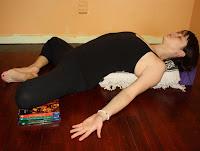 yoga for all diy restorative supta baddha konasana