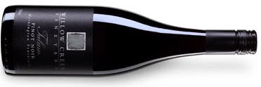 Willow Creek Vineyard Tulum Pinot Noir 2007