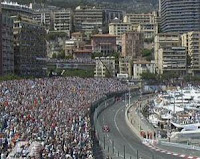 Alonso Vence Monaco