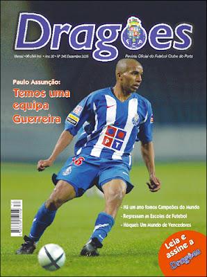 Imagem revista dragoes