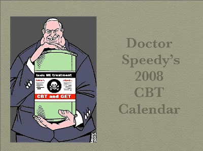 Dr Speedy 2008 Calendar