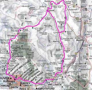 duffy lake road map Ftw Canada Duffy Lake Road duffy lake road map