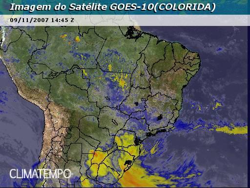 Pimenta No Café Climatempo Alerta Para Mais Chuvas No Rio