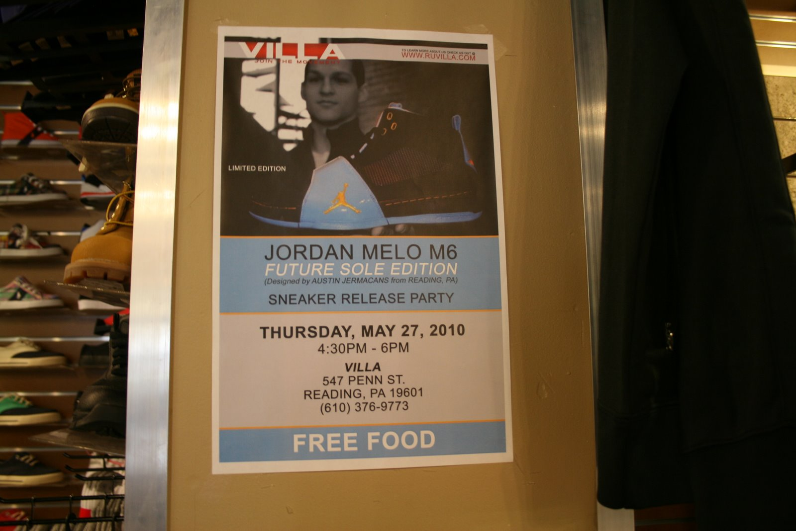 Female Sneaker Fiend Future Sole Melo M6 Debut Villa Reading Pa
