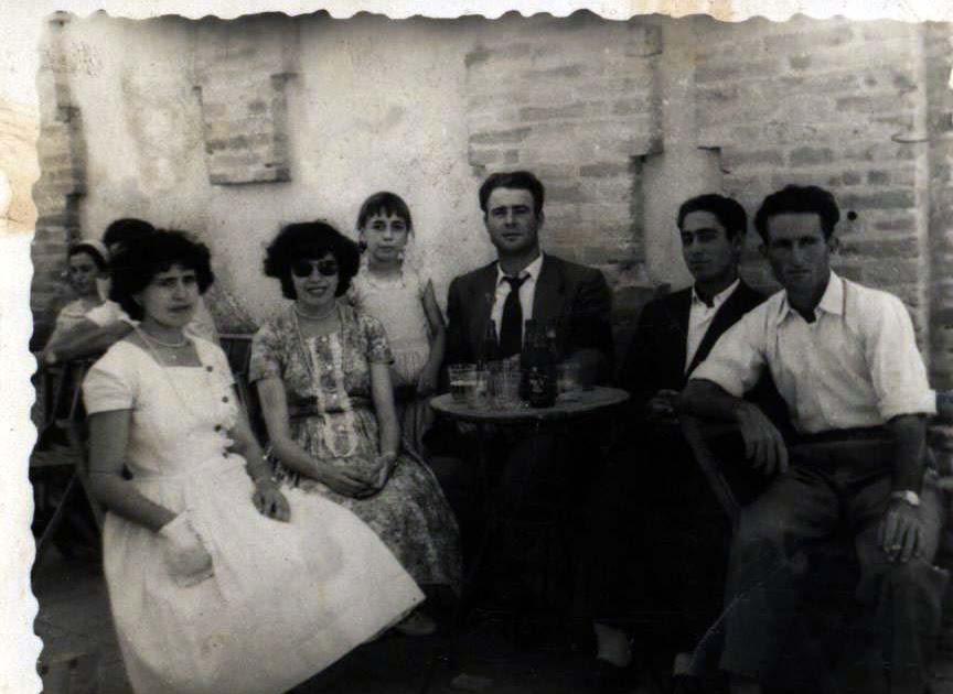 Las fiestas de santa ana y santiago 3 los a os cuarenta y - Los anos cincuenta ...