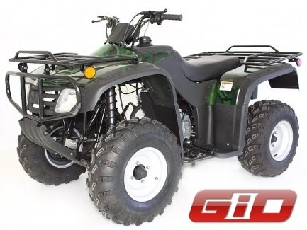 Gio quad Manual