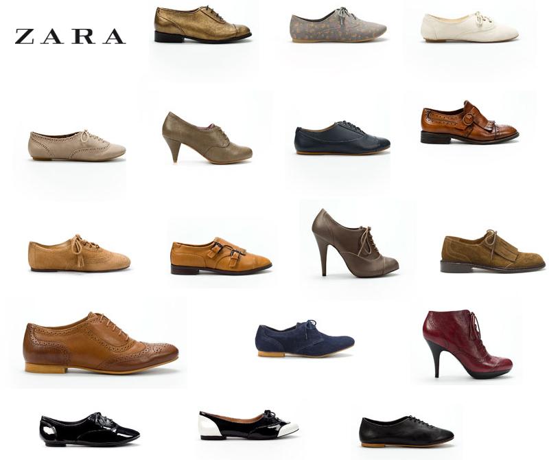 Zara Basic Shoes Uk