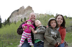 Kim, Brett, and Family