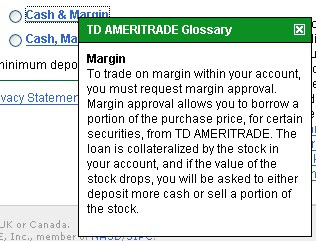 Td ameritrade forex buying power
