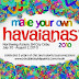 MYOH 2010: Make Your Own Havaianas!