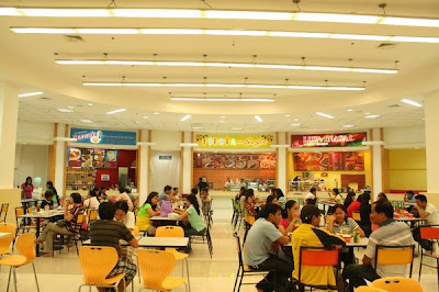 Ayala Center Cebu Food Court
