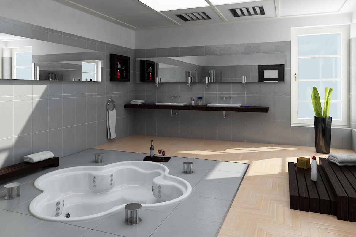 Glauco design bagno moderno for Casa moderna bagni