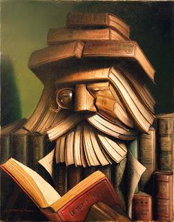 el librero de Andre Martins de Barros