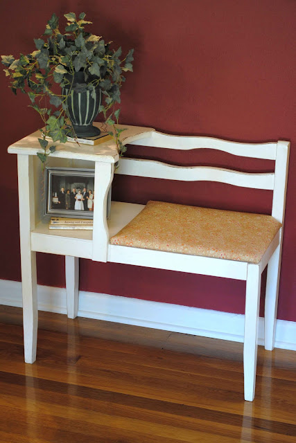 The Northens Step By Step Transforming A Gossip Bench