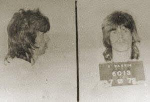 Arrestos policiales a estrellas del Rock