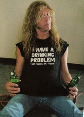 Las Frases celebres de James Hetfield
